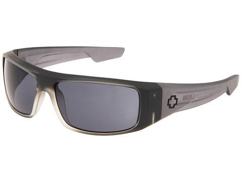 Ochelari Spy Optic - Logan - Black Ice/Grey
