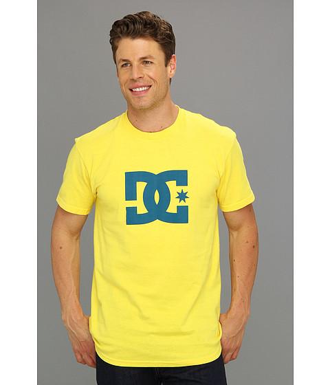 Tricouri DC - Star Tee - Safety Yellow