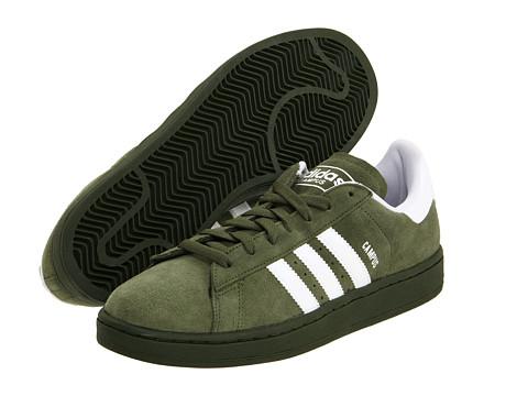 Adidasi Adidas Originals - Campus 2 - Strong Olive/White/White