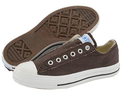 Adidasi Converse - Chuck TaylorÃ'® All StarÃ'® Slip - Chocolate