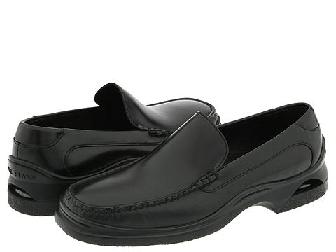 Pantofi Cole Haan - Santa Barbara - Black Polished