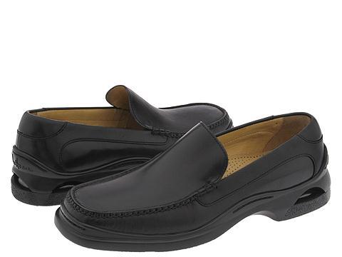 Pantofi Cole Haan - Santa Barbara - Black Matte