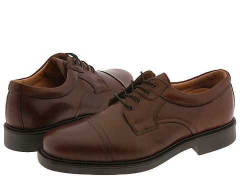 Pantofi Bostonian - Tuscana - Brown Leather