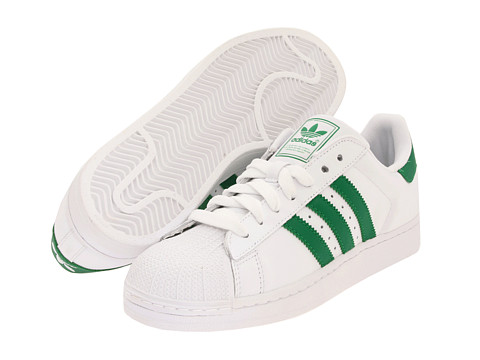 Adidasi Adidas Originals - Superstar 2 - White/Fairway/White