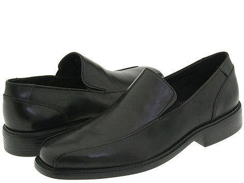 Pantofi Bostonian - Nasello - Black Leather