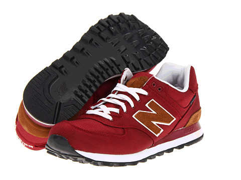 Adidasi New Balance - ML574 - Maroon