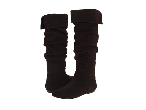 Cizme Gabriella Rocha &#8211; Martie &#8211; Dark Brown Suede