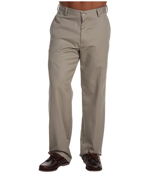 Pantaloni IZOD - Wrinkle Free American Chino Flat Front - Khaki