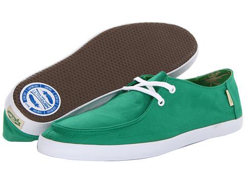 Adidasi Vans - Rata Vulc - Green