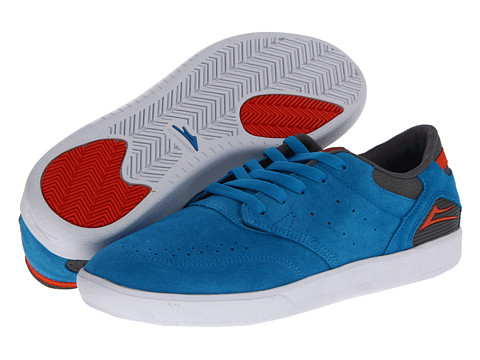 Adidasi Lakai - Guy - Bright Blue Suede