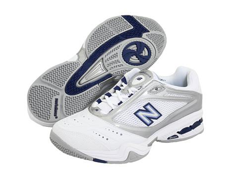 Adidasi New Balance - WC900 - White/Silver
