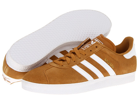 Adidasi Adidas Originals - Gazelle - Wheat/White/Metallic Gold