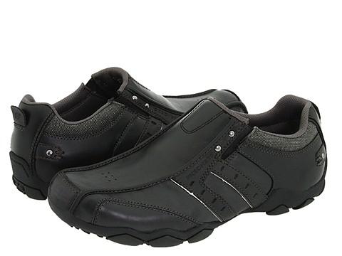 Adidasi SKECHERS - Heisman - Black