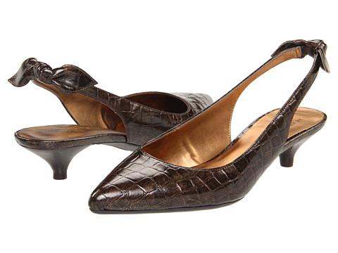 Pantofi Anne Klein - Pipa - Taupe Synthetic