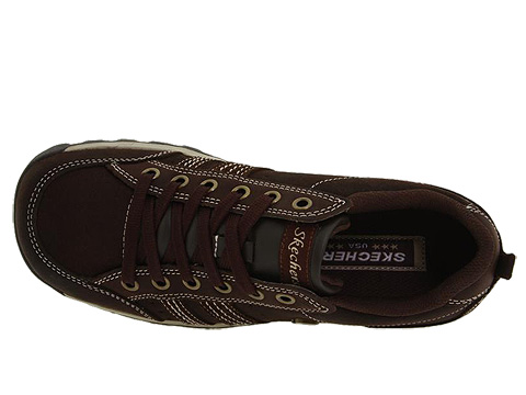 Adidasi SKECHERS - Replenish - Chocolate Suede