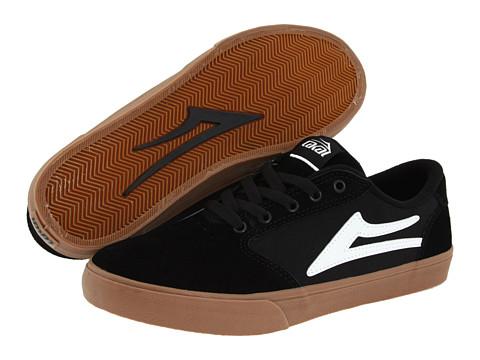Adidasi Lakai - Pico - Black/Gum Suede