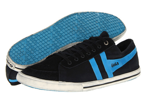 Adidasi Gola - Quota - Black/Process Blue
