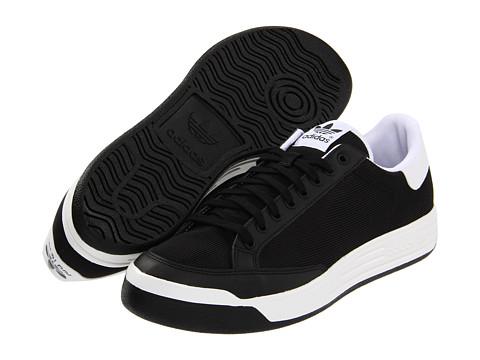 Adidasi Adidas Originals - Rod Laver - Black/Black/White