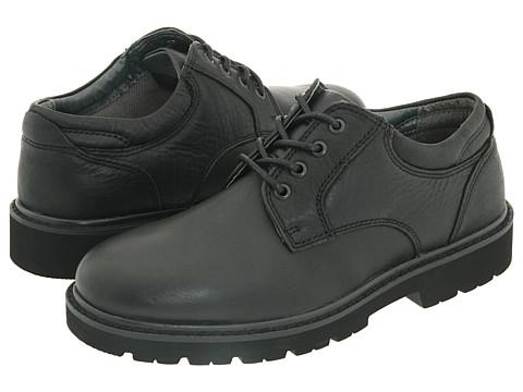 Pantofi Dockers - Shelter - Black Full Grain Leather