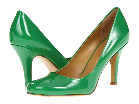 Pantofi Nine West - Ambitious - Green Synthetic