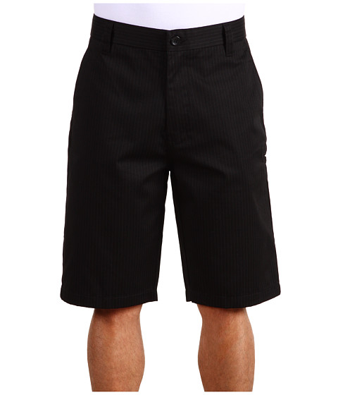 Pantaloni Fox - Essex Pinstripe Walkshort - Black