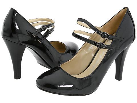 Pantofi Gabriella Rocha - Dancy - Black Patent
