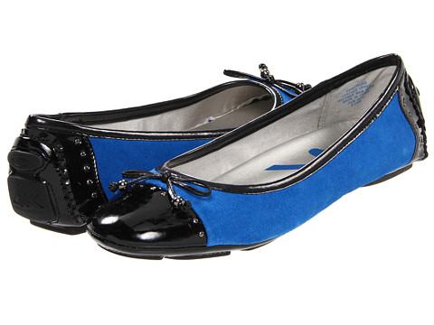 Balerini Anne Klein - Buttons - Cobalt Blue/Black