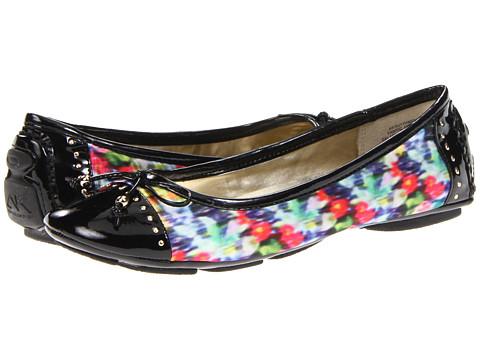 Balerini Anne Klein - Buttons - Floral Fabric