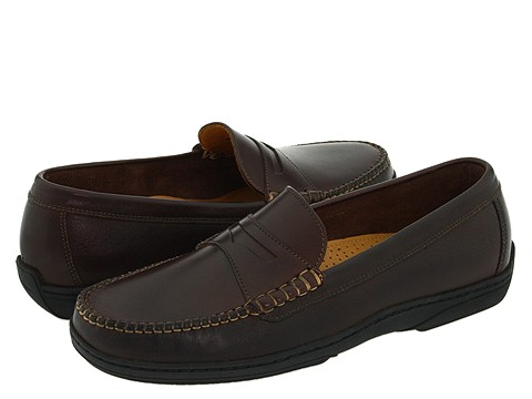 Pantofi Cole Haan - Pinch Cup Penny - French Roast