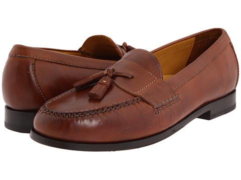 Pantofi Cole Haan - Pinch Air Tassel - Saddle Tan