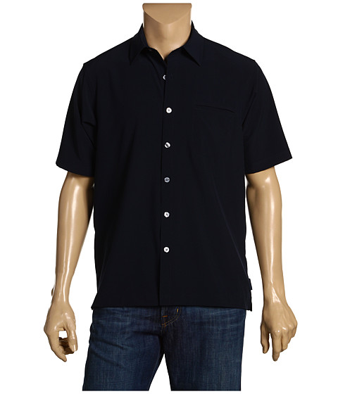 Tricouri Fitzwell - Jagger Camp Shirt - Navy