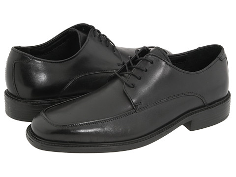 Pantofi Bostonian - Tonno - Black Leather