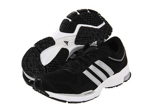 Adidasi Adidas Running - Marathon 10 M - Black/Metallic/Silver/Running White