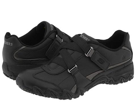 Adidasi SKECHERS - Compulsions - Black
