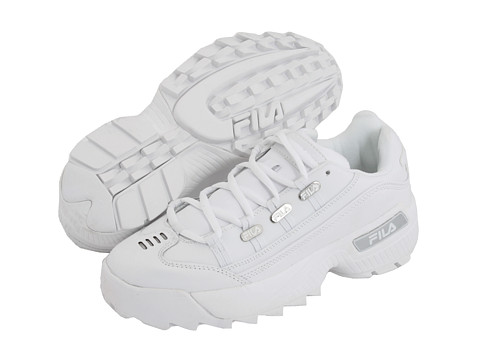 Adidasi Fila - Hometown Extra - Triple White