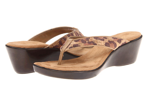Sandale Aerosoles - Wide Eyes - Leopard Tan