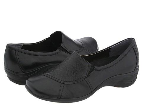 Balerini Hush Puppies - Verse - Black Leather