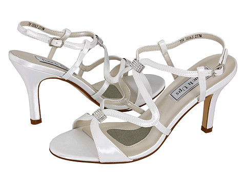 Sandale Touch Ups - Jemma - White