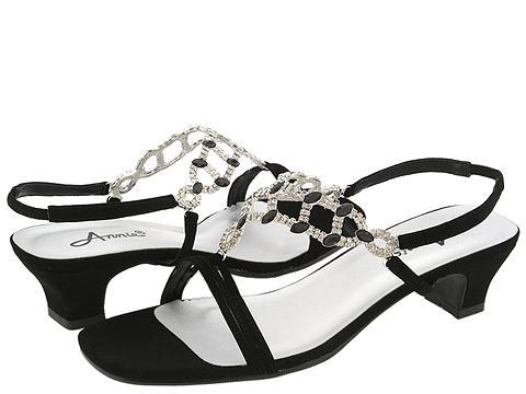 Pantofi Annie - Allison - Black Lamy