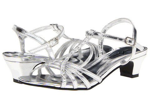 Sandale Annie - Enrica - Silver Smooth
