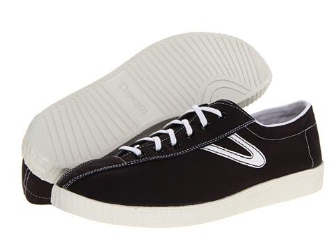 Adidasi Tretorn - Nylite Canvas - Black/White