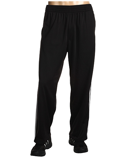 Pantaloni adidas - 100G Snap Pant - Black/White/White