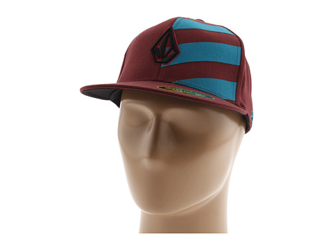 Sepci Volcom - 2Stone 210 Fitted Hat - Brick