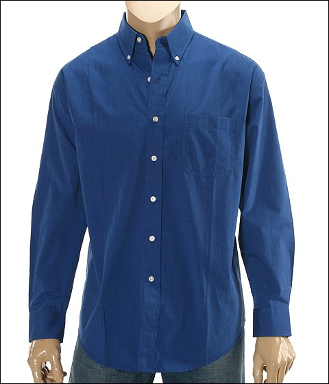 Bluze Fitzwell - Irving Woven Shirt - French Blue