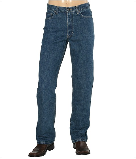 Pantaloni IZOD - Relaxed Fit Jean - Vintage Wash
