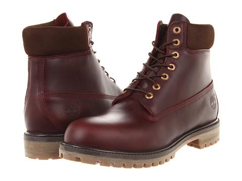 "Ghete Timberland - Classic 6\"" Premium Boot - Redwood Waterville"