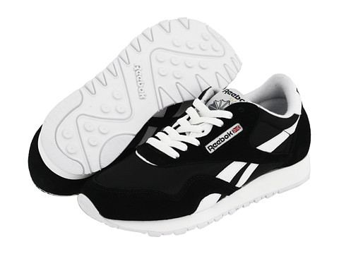 Adidasi Reebok - Classic Nylon W - Black/White