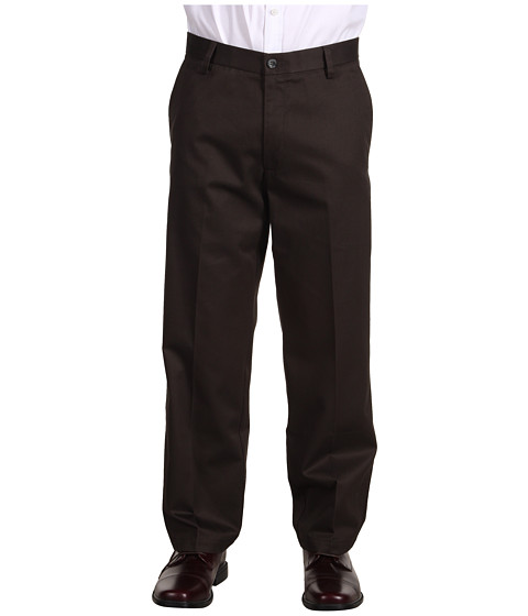 Pantaloni Dockers - Signature Khaki D2 Straight Fit Flat Front - Coffee Bean