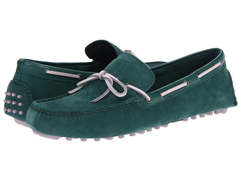 Pantofi Cole Haan - Air Grant - Botanical Suede/Lavender