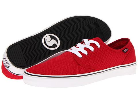 Adidasi DVS Shoe Company - Rico CT - Red Mesh H2O